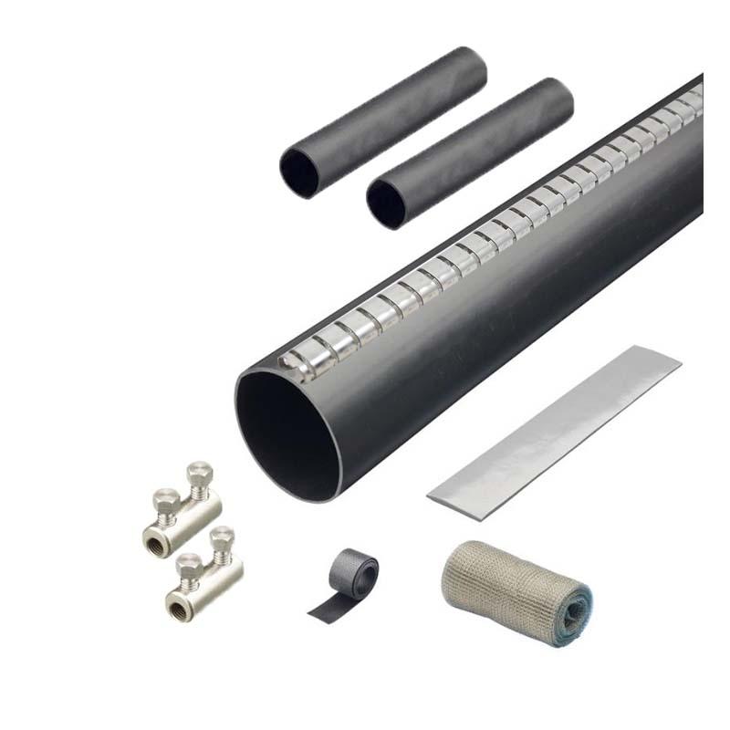 WS-Verbindungsmuffen mit Rep.-Manschette (mit/ohne SV) 1 Leiter