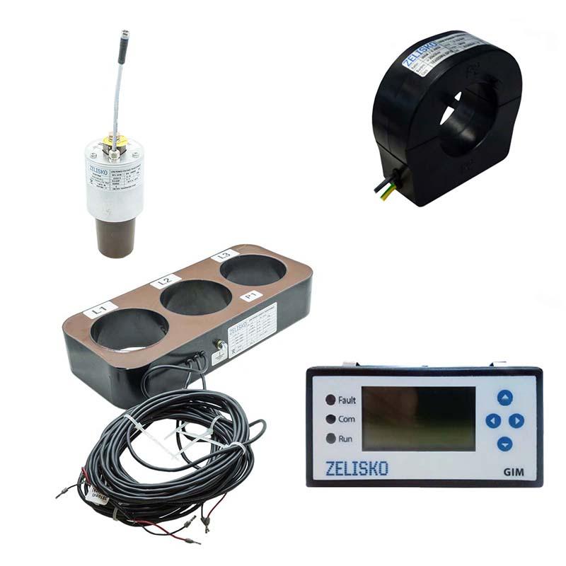 Strom- und Spannungssensoren
