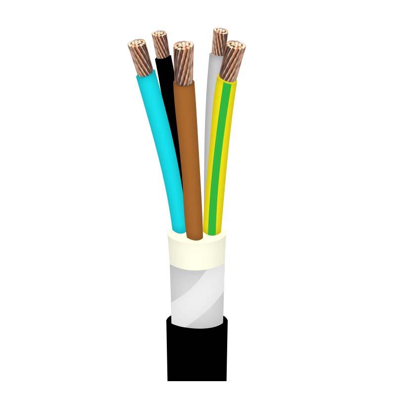 Installations-Kabel armiert FE0D-CLN