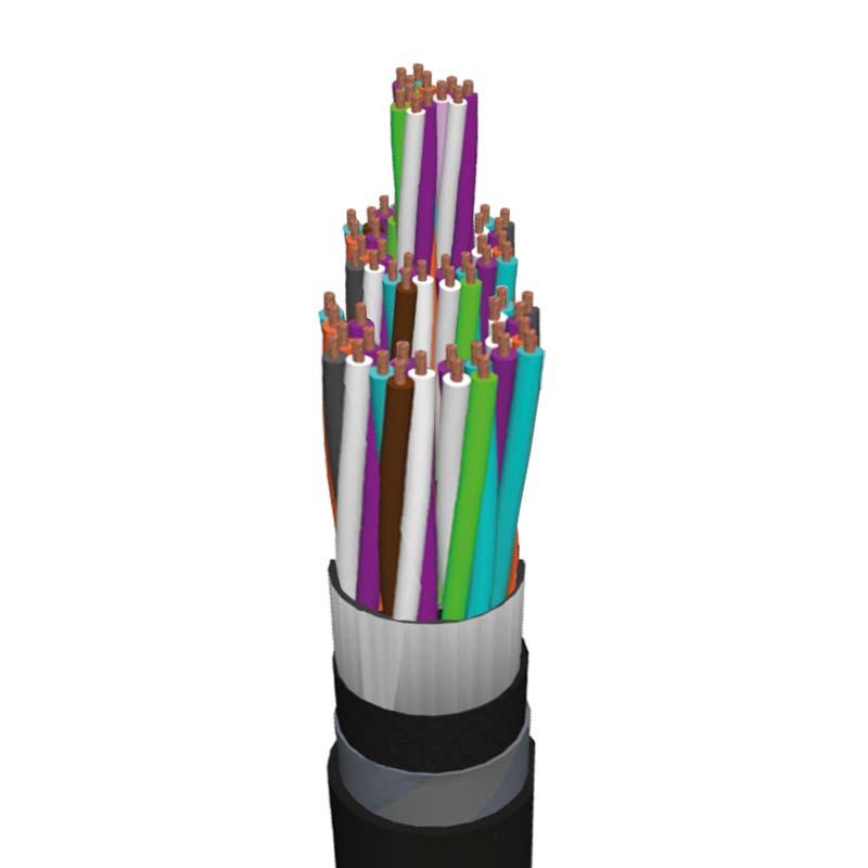 Telekommunikations-Kabel Aussen PE-ALT-CLT