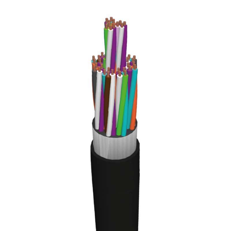 Kupfer Fernmeldekabel TK PE 4D-ALT (Swisscom)