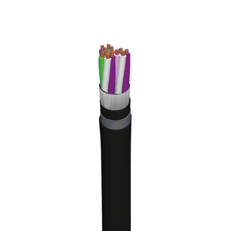 Teilnehmer-Kabel TK PE4-ALT-CLT (SBB) ...x 4x1.5mm